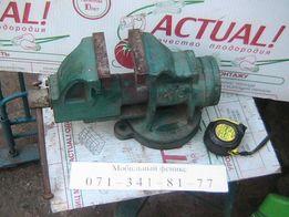 Тиски(тиса)поворотные-100 мм