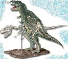 DINOZAUR Tyranozaur Rex DeAgostini T-Rex 120 cm sprzedam Pszczyna