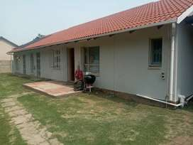 One bedroom Flats available Agently starting from R3200 upwards