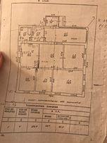 Дом с землёй центр КРОТЕНКИ Полтавский р-н 124,7 м кв, 0,3 га
