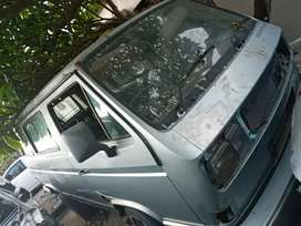 Vw microbus stripping for parts