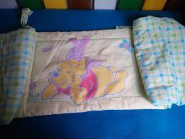 Ochraniacz do łóżeczka Disney