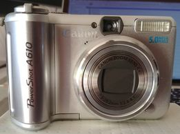 Цифровой фотоаппарат Canon PowerShot A610