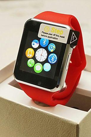 Смарт часы телефон А1. Новый в наличии. Розница, Опт, Дроп. Чернигов - изображение 7