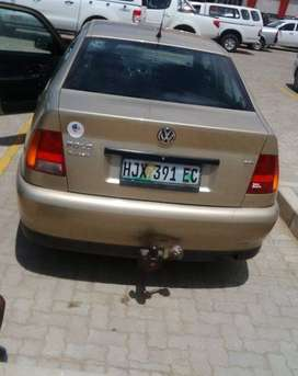 VW Polo classic, 2000 model, 1.6 engen capacity