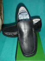 Фирменные Clarks кожаные туфли 39 p для мальчика подростка
