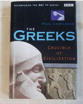 The Greeks: Crucible of Civilization Hardcover –by Paul Cartledge