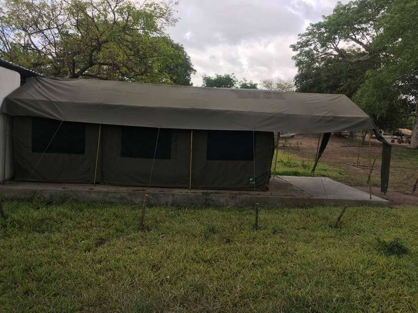 6 x Grand Sahara Tents 7m x 6m all form R50 000 0
