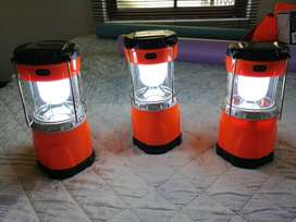 Rechargeable LED lights(brand new)