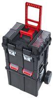 Ящик - тележка для инструментов на колесах компактный Whellbox