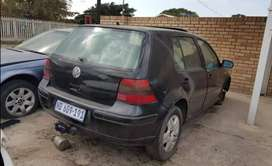 VW GOLF 4 FOR STRIPPING