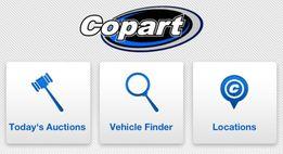Автомобили с аукционов Copart, IAAI, в США
