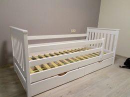Суперпопулярная детская кровать из массива бука Адель