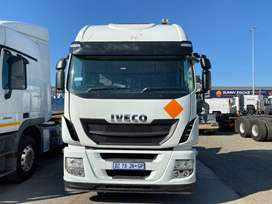 Grow And Expand When You Buy This Iveco Stralis 480