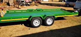 Double Axle Trailer 3.5Ton