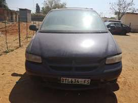Stripping Grand Voyager 3.3l