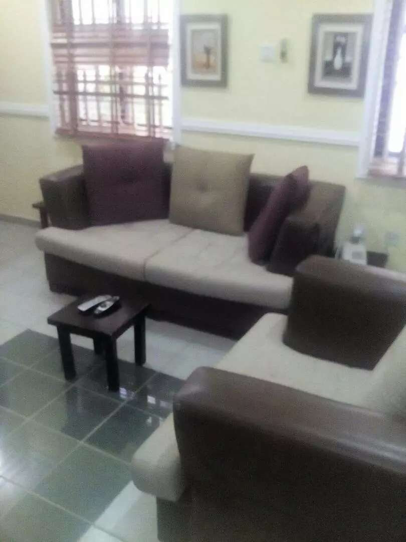 Serviced and furnished apartment in jabi 0