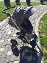 Stokke scoot v2 +люлька для новонароджених