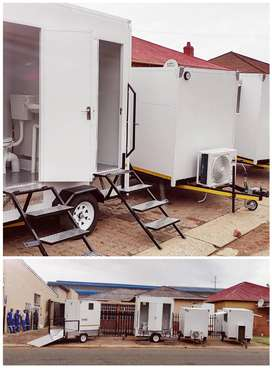 Mobile VIP Toilets For Sale.