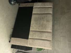 Head board for single bed. Brand new. Great quality. Perfect condition