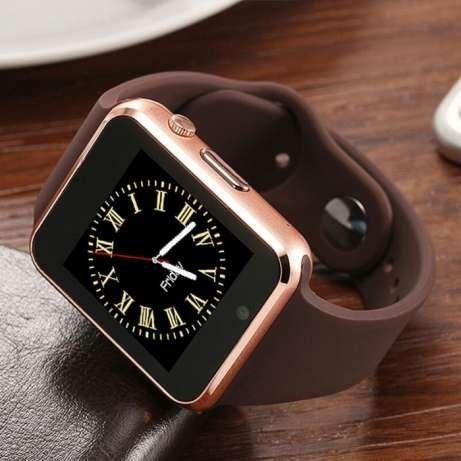 Смарт часы телефон А1. Новый в наличии. Розница, Опт, Дроп. Чернигов - изображение 3