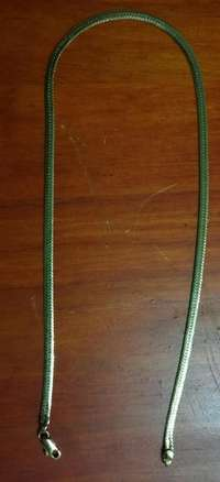 Image of Used gold chain