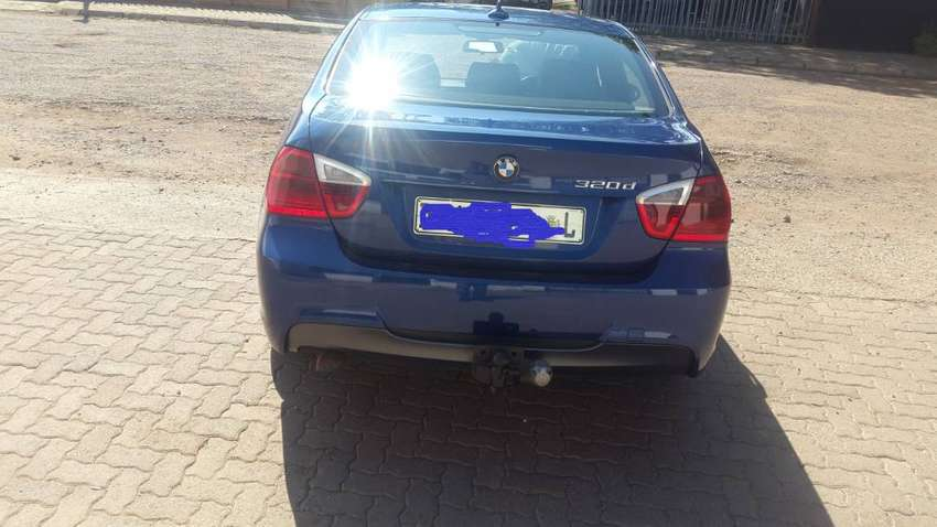 Good condition BMW 320D for sale. 0