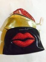 Ekskluzywne kosmetyczki Victoria's Secret plny miu pepe kors zara liu