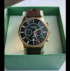 Tom and Fred Bonneville mens watch