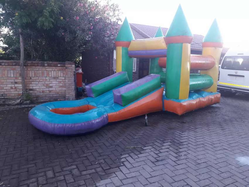 Jumping castle for hire 0