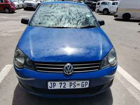 Clean and Neat Vw Polo Vivo 2.4 with service book