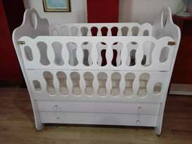 Sleeping  cot withe storege space R3200