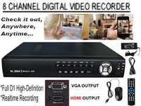 Image of 8 channel DVR for CCTV camera systems at R1000 each
