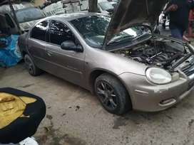 Chrysler Neon 2.0 now stripping for spares