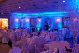 Led Dekoracja Sali dekorowanie atrakcja wesele światło kolorowe 200