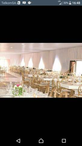Catering, decoration and baking