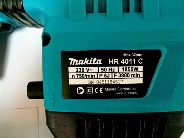 Бочковой перфоратор Makita HR4011C (Макита)1850Вт 5Дж Румыния Гарантия Киев - изображение 7