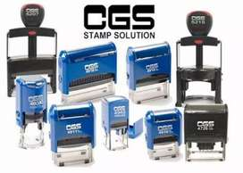 CGS Business/Personal Rubber Stamp