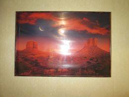 "Фото картина, постер. ""Долина Каньонов"""