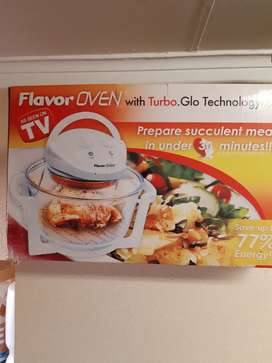 Flavour oven for sale.