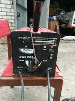 сварочный аппарат Matrix EWS 200