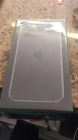 Iphone 11 pro 256gb space gray NEW