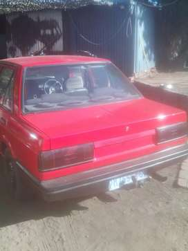 nissan sentra 1600 twin cam box shape