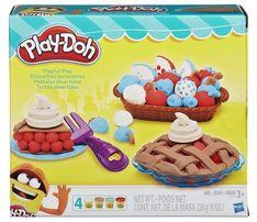 Play Doh Playful Pies Set Праздничный пирог. В наличии