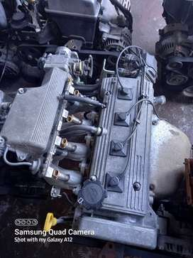 TOYOTA COROLLA 1.6i ENGINE FOR SALE CONTACT PRO BRO SPARES