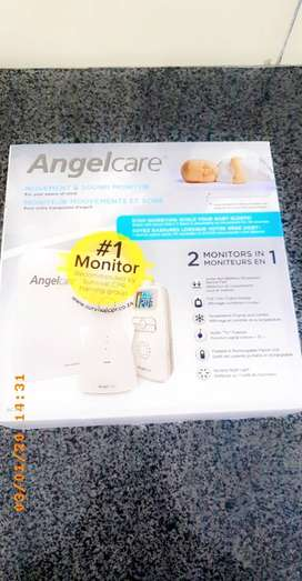 Baby monitor angel care