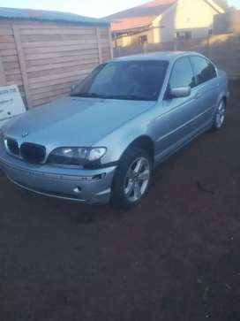 BMW e46 330D stripping for part