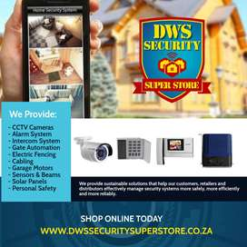DW'S SECURITY SUPERSTORE