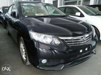 Toyota Allion black 0