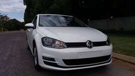 Golf 7 tsi 1.4 2013 Bluemotion